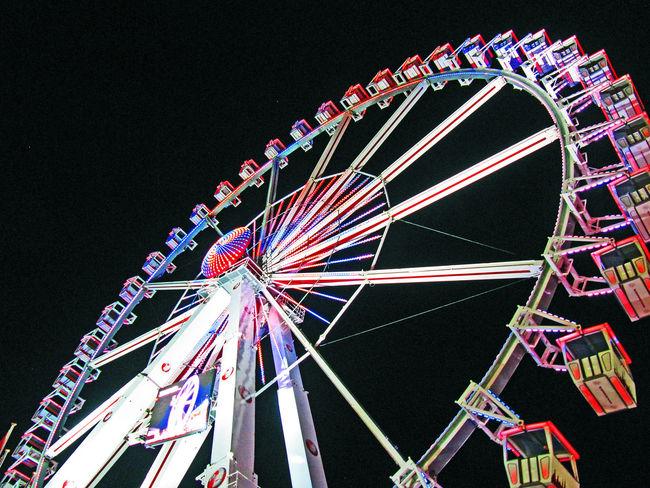 Amusementpark Arts Culture And Entertainment Fair Ferris Wheel Hamburg Hamburger Dom Night Night Lights Nightphotography Taking Photos Taking Pictures Tiimepaint72