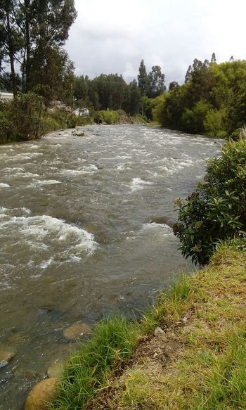 From My Point Of View Cuenca, Ecuador Water Enjoing Life River