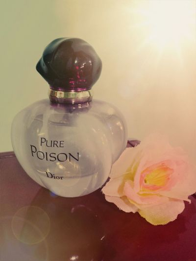 Pure Poison Wish Love Smell Pink Rose Fabulous Favorite Dior Christiandior