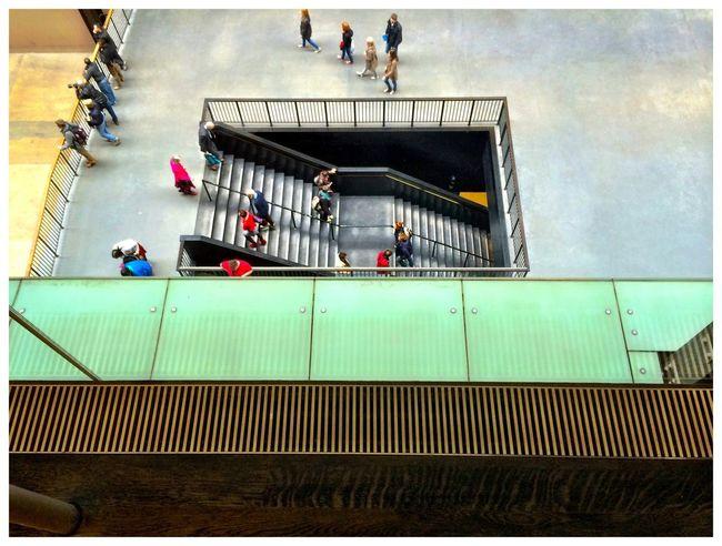 Tate Modern in London Urban Geometry