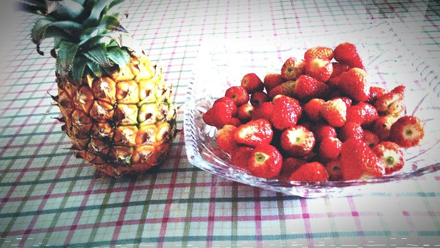 Old friends,old fruits. Last Summer ☀