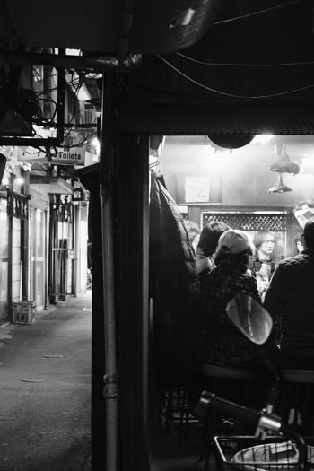 Cityscape FUJIFILM X-T2 Golden Gai Japan Japan Photography Piss Alley Shinjuku Tokyo Tokyo,Japan Alley Alleyway Black And White Black And White Photography Fujifilm Fujifilm_xseries Monochrome monochrome photography Street Street Photography Streetphotography X-t2 ゴールデン街 巷 新宿 東京