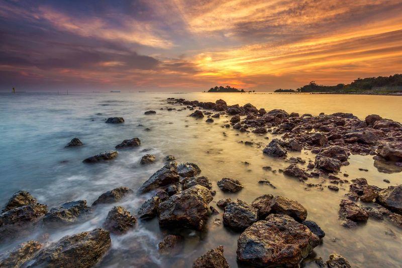 Seascape Rock