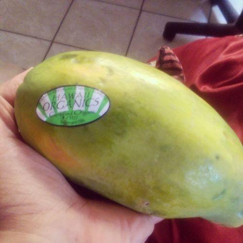 Hawaiiorganics Organic Papaya