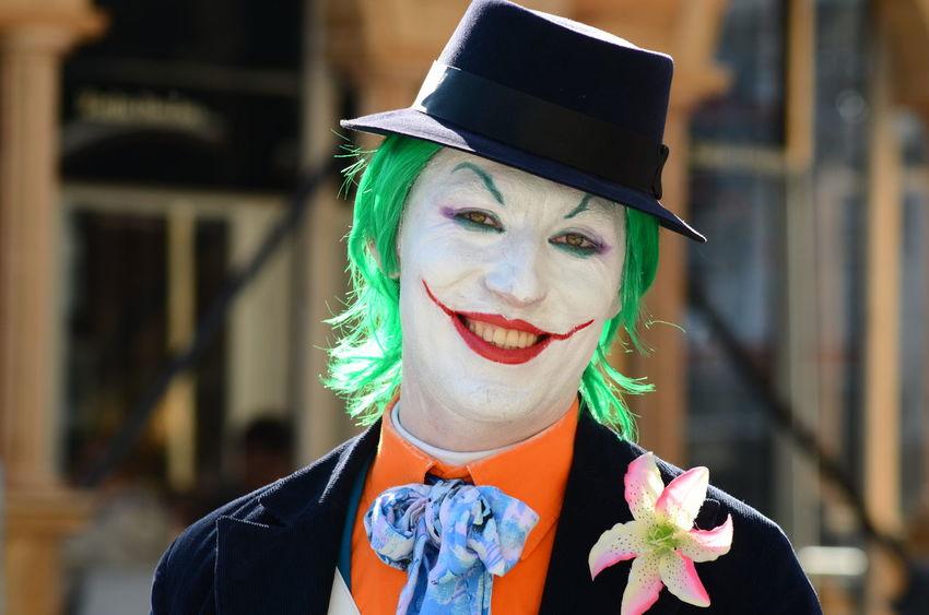 Joker Carnival - Celebration Event Mask Collection Masks Italy Mask Copyright© Venetian Mask Creativemindphotography