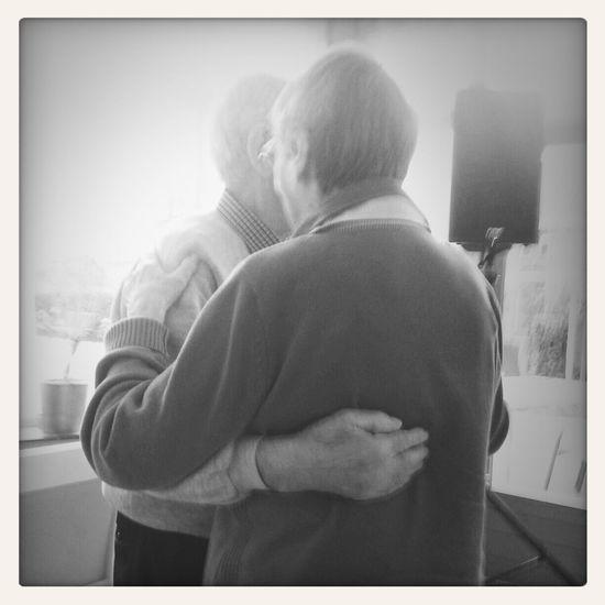 Grand Parents Dancing