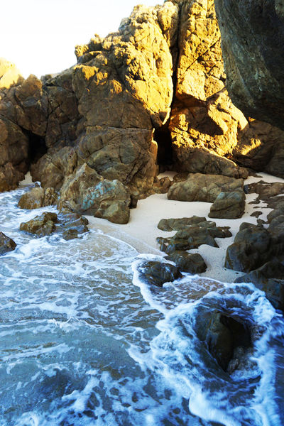 2015  Amami Amami City Amami Island Beauty In Nature Landscape Nature Outdoors Rock Rock - Object Sand Water ビーチ 奄美大島 海 Japan