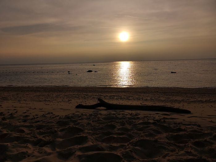 Sunset at Pulau