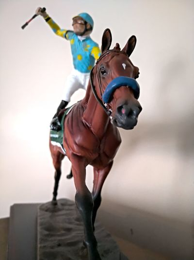 2015 Triple Crown Winner American Pharoah Nokia 9 PureView American Pharoah Breyer Breyerhorsephotography Model Horse Child Full Length Togetherness Pets Horse Horse Racing Jockey