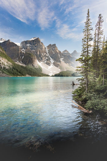 Moraine Lake at