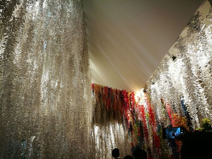 Paper Art Paper,Present #Daerim Museum Indoors  Celebration Illuminated