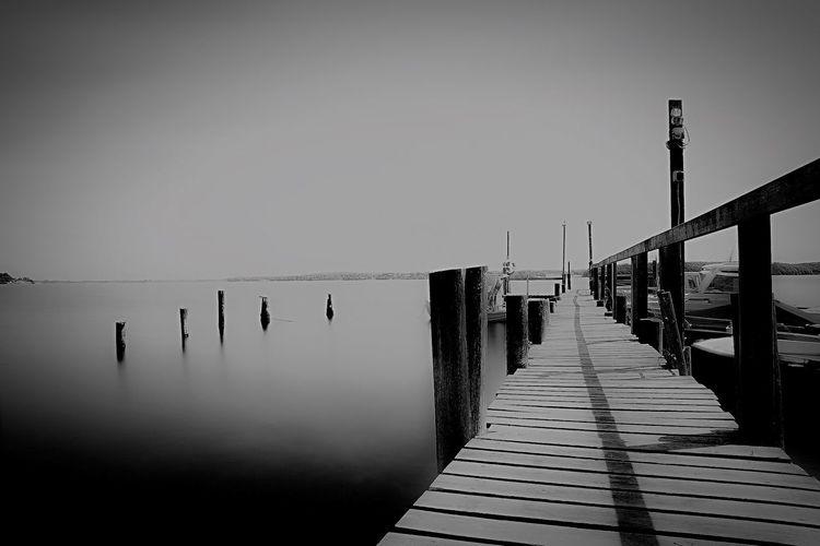 Water Sea Pier