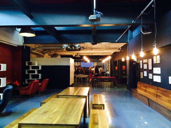 meetup - wearable technologies Digital World Advertising Architecture Agency