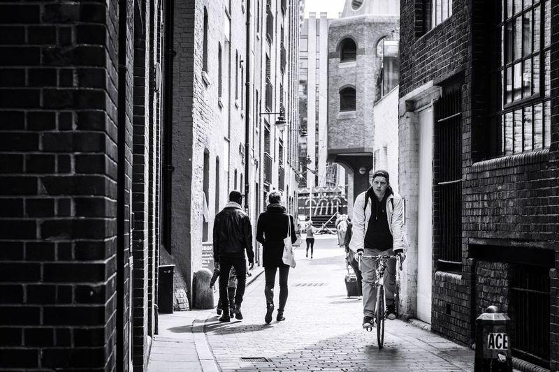 The Street Photographer - 2017 EyeEm Awards London Bicycle Architecture Travel