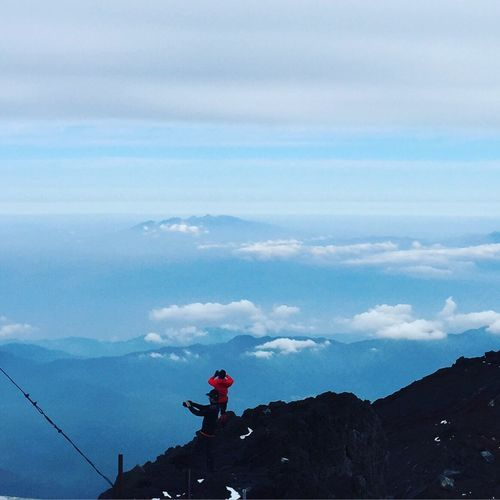 IPhoneography Mt.Fuji Adventure Club Go Higher The Great Outdoors - 2018 EyeEm Awards
