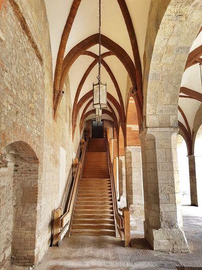 Arch Corridor Architecture