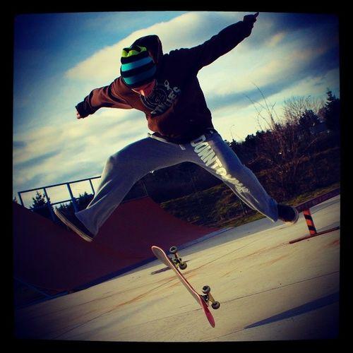 Skate 360flip Spectrum Skatepark element Tre-flip EVERYBODY SUCK MY DICK !!!
