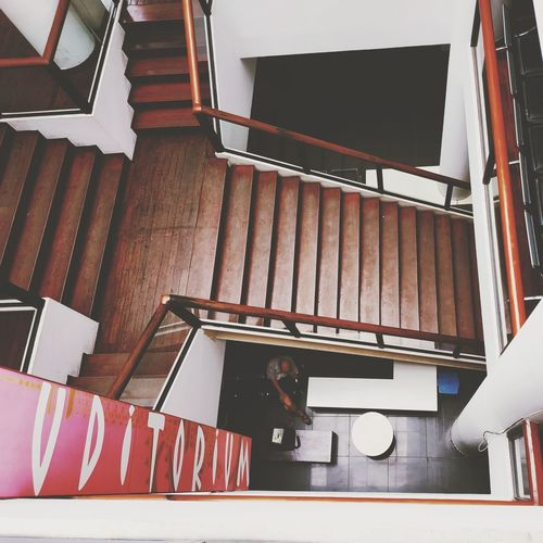 Institut Francais the HaNoi- L'Espace Politics And Government Spiral Staircase Steps And Staircases Staircase Architecture Built Structure First Eyeem Photo