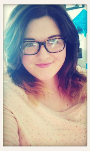 New year. New glasses. New hair. New changes :)
