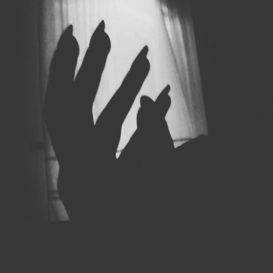 in the hands of dante Hands Nail Darkness Blackandwhite