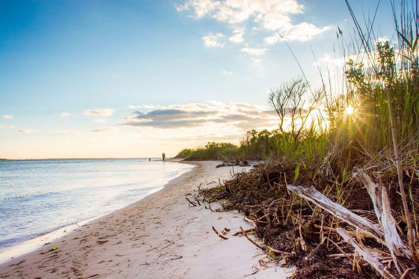 Beach Photography Sea Water Sand Shore Scenics Tranquility Sunlight Sun Sky Newyork LongIslandNY Longisland Beauty In Nature Robertmoses Robertmosesstatepark Robertmosesbeach