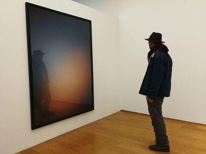 Reflection Mirror Picture Art Contemporary Art Mambo Bologna People Portrait Adults Only Artists Museum