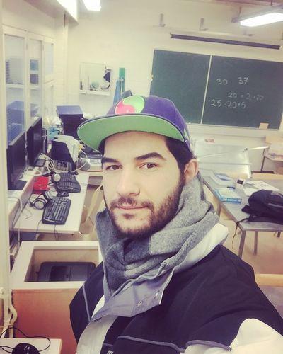 Today at school... Tänään koulussa Check This Out Taking Photos Hello World Finland Suomi Mänttä Model That's Me