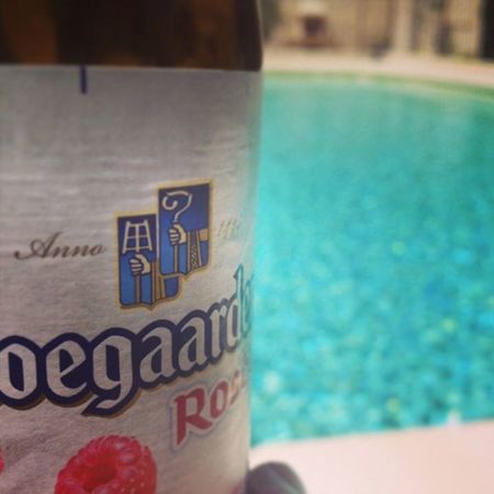 Pink Up your Pool. 43° ? peanuts.... Poollife Pinkbeer WhiteBeer Frais  Lesud 😉