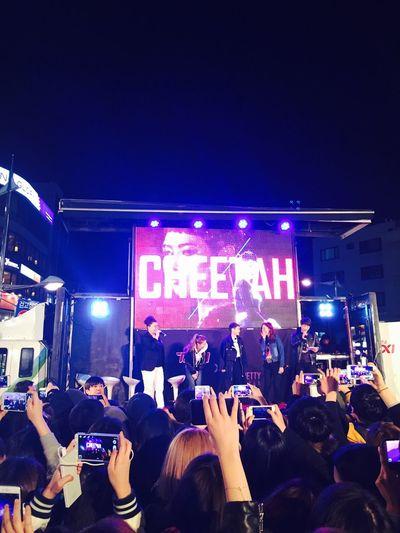 Hongdae Rapstar UnPretty  Party Korea Seoul