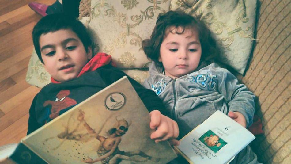 Tbilisi Children Kids Little Angels Books 👼📖📗📘💖