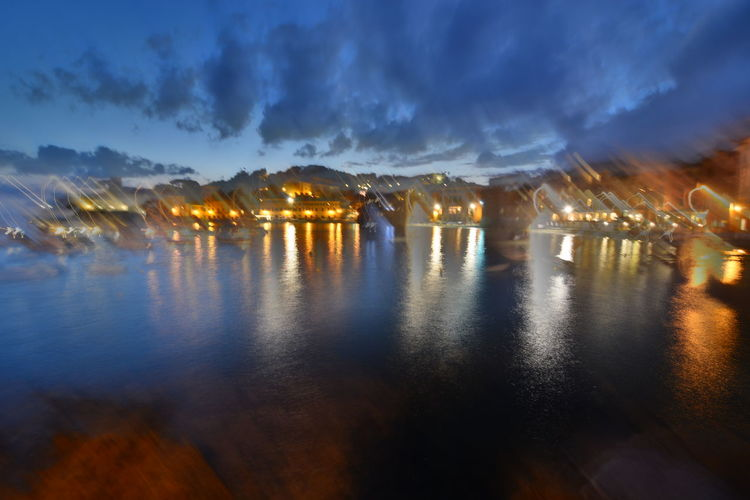 Impressionist painting late 19th century??? No! Unstable tripod during long exposure shot...😂😂😂 Architecture Baia Del Silenzio Cloud - Sky Illuminated Impressionism Impressionist Italy Liguria Liguria,Italy Long Exposure Mistake Night No People Outdoors Painting Photo Mistakes Reflection Scenics Sea Seascape Sestri Levante Tranquility Water Wrong