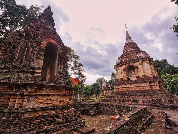 temple - building