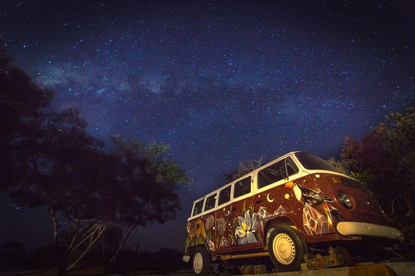 Camping under the milky way in Brazil. Milky Way Astronomy Night Galaxy Car Milky Way Sky Star Field Outdoors Nature Amazing View Stars Kombi Camping Space Adventure Explore Brazil South America Chapada Awesome Long Exposure Travel Backpacking Landscape EyeEm Ready   The Great Outdoors - 2018 EyeEm Awards The Traveler - 2018 EyeEm Awards
