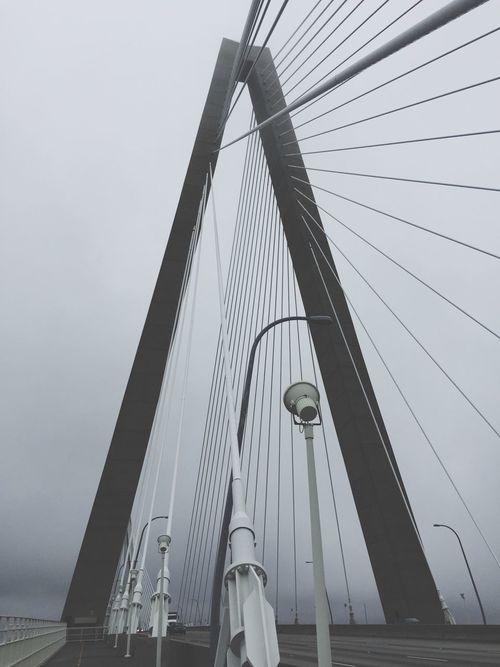Arthur Ravenel Jr Bridge Charleston South Carolina Bridge