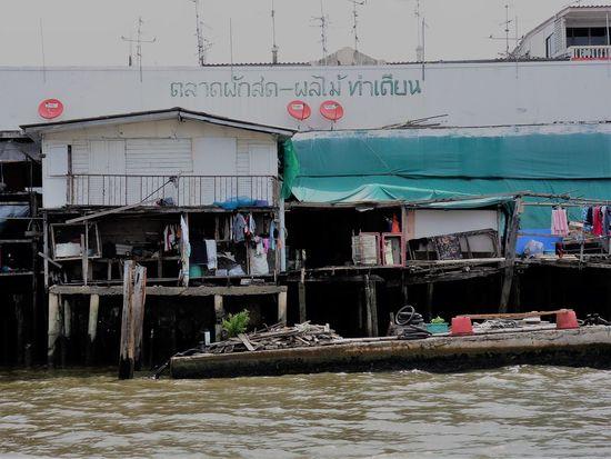 Architecture Bangkok City Bangkok Streetphotography Bangkok Thailand. Built Structure Day No People Outdoors Text Water