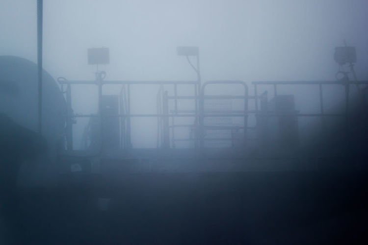 Backgrounds Copy Space Environment Fog Mystery No People Outdoors Silhouette Smog #urbanana: The Urban Playground