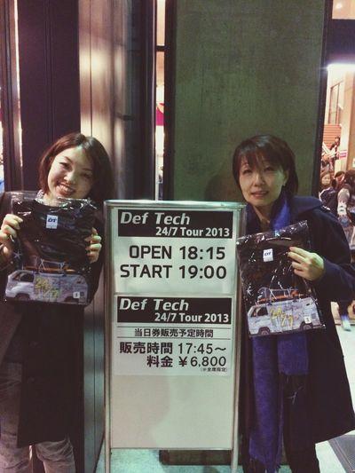 Def tech!!!