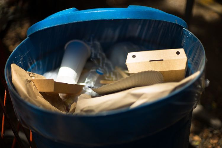 The Still Life Photographer - 2018 EyeEm Awards Watching Me Image Of Man Box Face Face Container Close-up Still Life No People Selective Focus Sunlight Focus On Foreground Paper Basket Box Outdoors Food And Drink Garbage Plastic Food