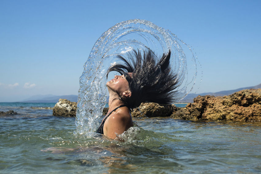 Amazing Girls Amazing Photo Beauty In Nature Circle Color Colors Drops Of Water Emiliano Perani Girls Greece Holiday Life Is Beautiful Nadia Perfection Photo Sign Superwoman Wat Reflection Water Wet Winter