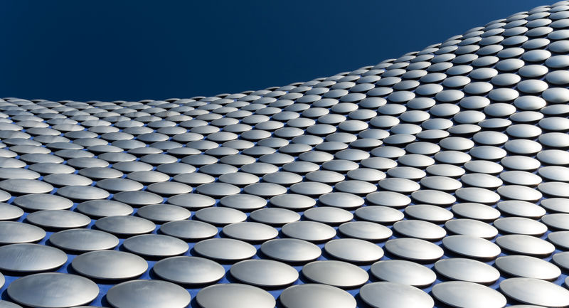 Selfridges Birmingham. Abstract Photography Abundance Arrangement Backgrounds Beautiful Birmingham UK Blue Bullring Close-up Design Detail The Architect - 2016 EyeEm Awards Eye4photography  Geometric Shape In A Row Large Group Of Objects Low Angle View Modern New No People Outdoors Part Of Repetition Side By Side Sky