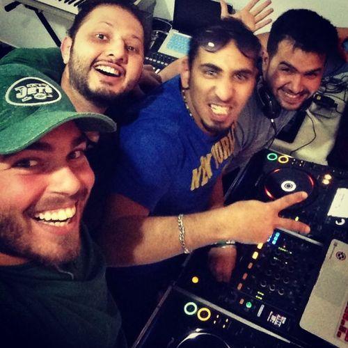 DJing Housemusic DJing djinhaving fun with my friends ;)