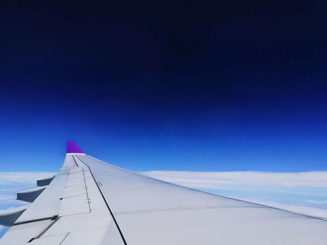 air plane wing over sky. Skyline Glass Wing Engine Sky Blue Cloud High Over Jet Jet Engine Travel Sky And Clouds Fly Flying In The Sky Window Seat Window Seat Airplane Wing Fast Blue Technology Sky