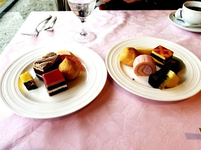 Plate Table Food And Drink Sweet Food Indoors  Indulgence Dessert Food Day Food Stories