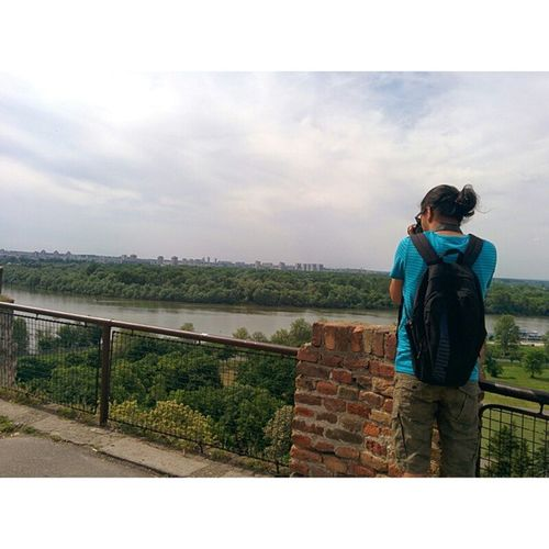 Followme Traveller Travelling Travelandtakephoto amazing view belgrade fortress greenday trip visiting serbia nofilter latergram