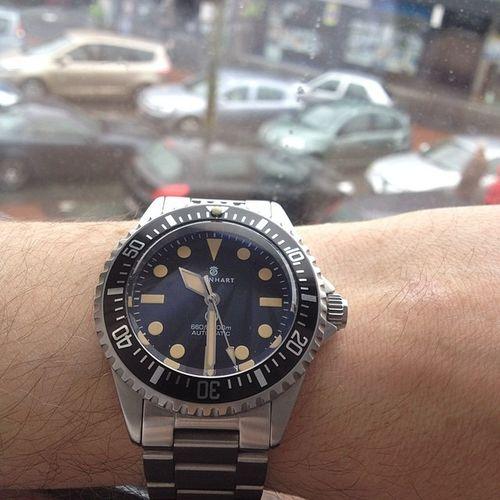 Steinhart Ovm Oceanvintagemilitary Watch Wis WUS