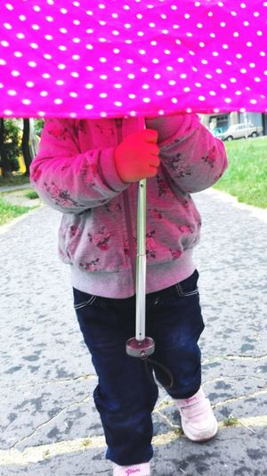 Rain ♥ Babygirl Undermyumbrella First Eyeem Photo