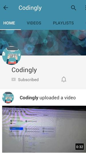 Please Subscribe me on Youtube.This is my first channel on youtube named CODINGLY.Please subscribe me to learn coding. Coding Code Codingteam CodingStudentLife Coding Our Design Photography Quality Coding Computer Programming Nature