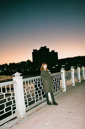 Film Filmisnotdead Film Photography 35mm Film Analogue Photography Capture The Moment Nightphotography Flash Light And Shadow Silhouette Streetphotography Outdoors City Life