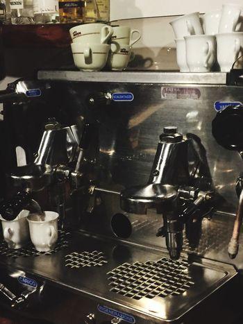 Caffe Coffee Cup