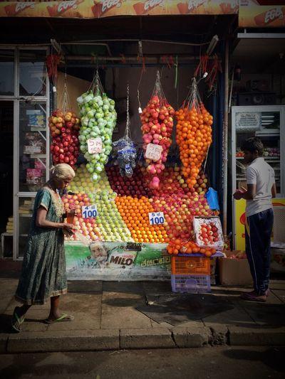 Colombo Sri Lanka SriLanka Travel Photography Traveling Market Fruit The Street Photographer - 2015 EyeEm Awards